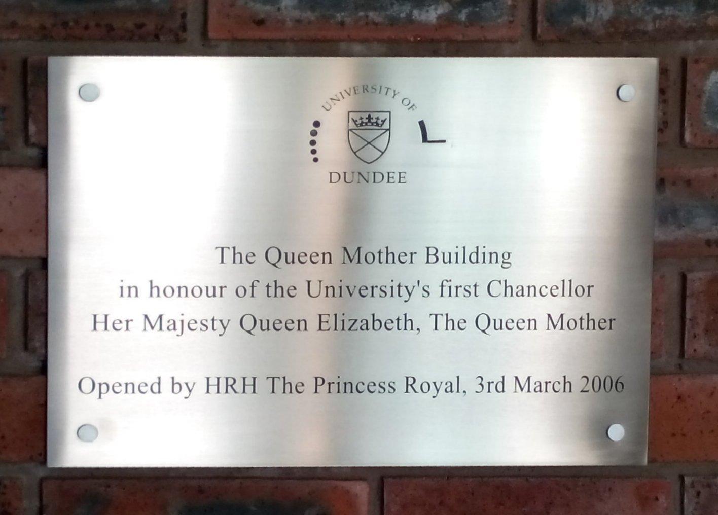 QMB plaque